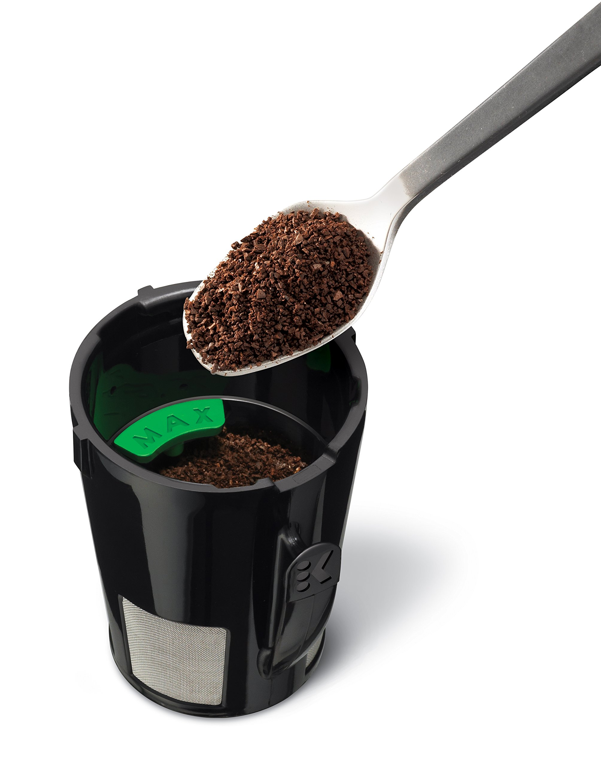 Keurig 2.0 My K-Cup Reusable Ground Coffee Filter, Compatible with All 2.0 Keurig K-Cup Pod Coffee Makers by Keurig (Image #4)
