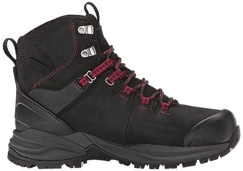 Merrell Phaserbound Wtpf - Botas de senderismo Mujer, Black, 38 EU: Amazon.es: Zapatos y complementos