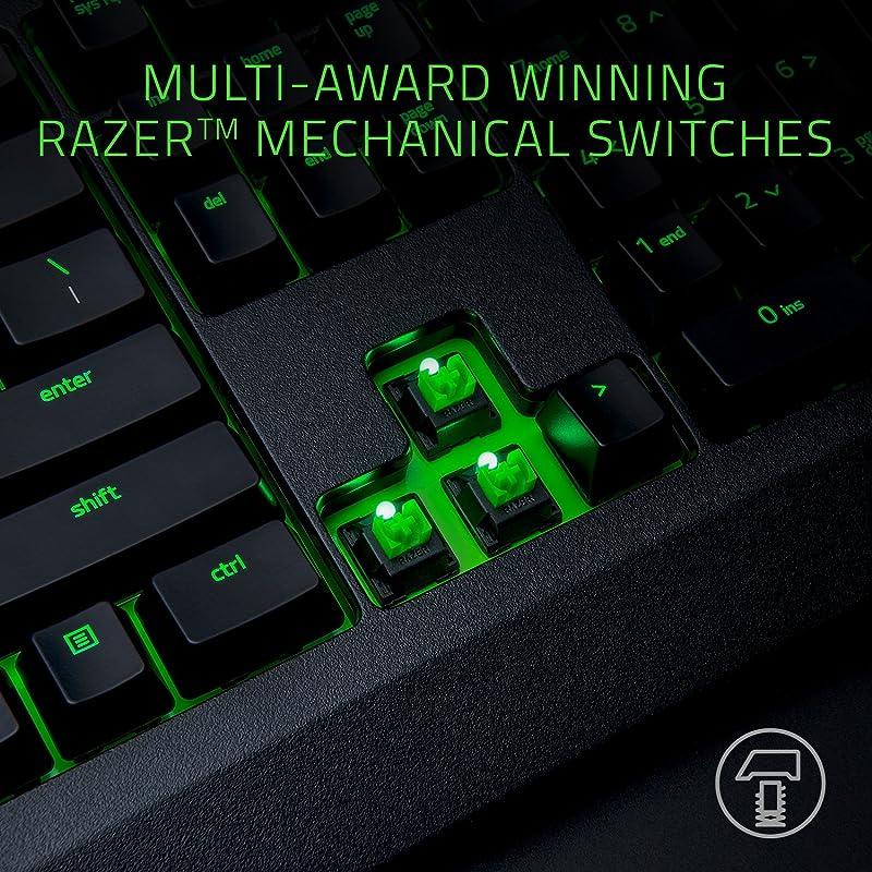 Razer BlackWidow X Ultimate: Esports
