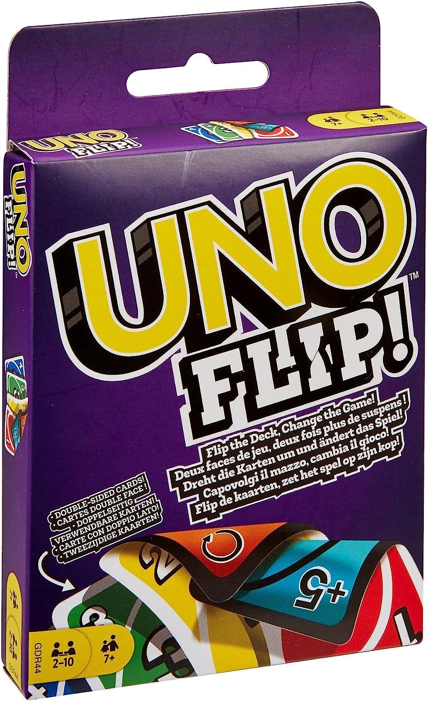 mattel Games, Uno Flip, Gdr44