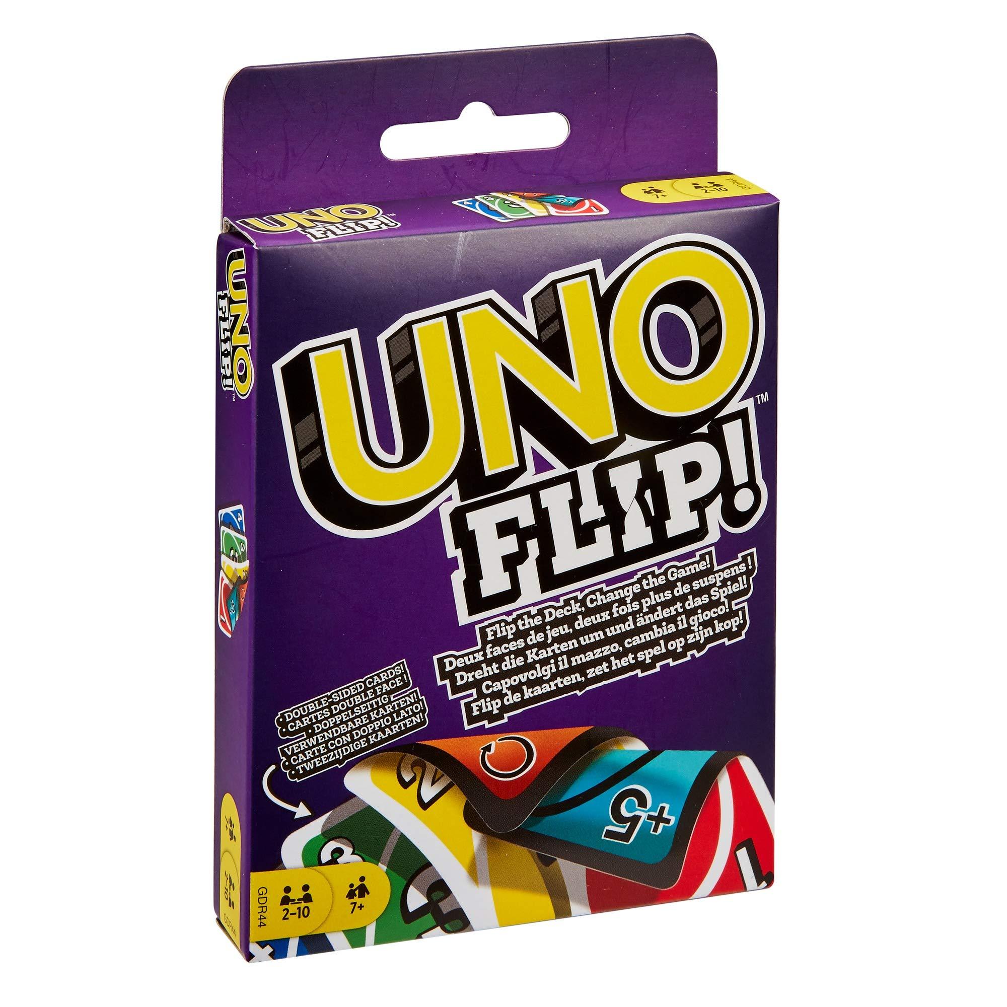 Mattel Games Uno Flip Side product image