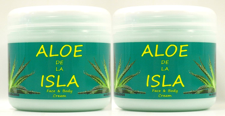 Creme Aloe de la Isla 300ML X 2pezzi Errezil