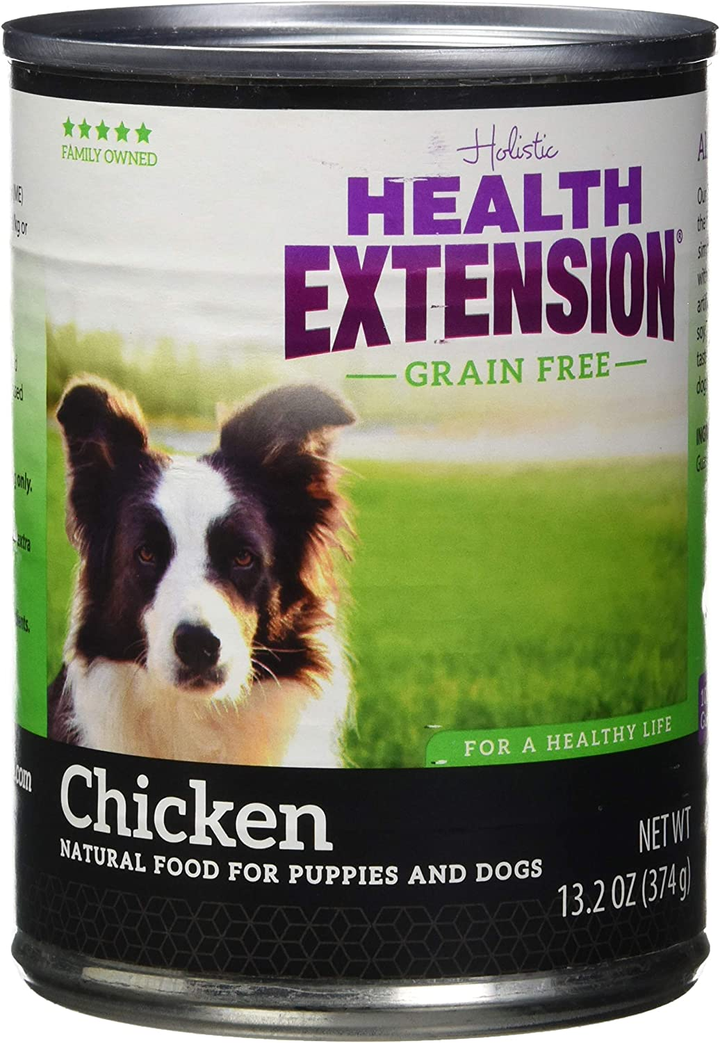 Health Extension 07846721073892 Meaty Mix Chicken Canned Dog Food, One Size