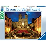 Ravensburger 16370 - Spanische Treppe, Rom - 1500 Teile Puzzle