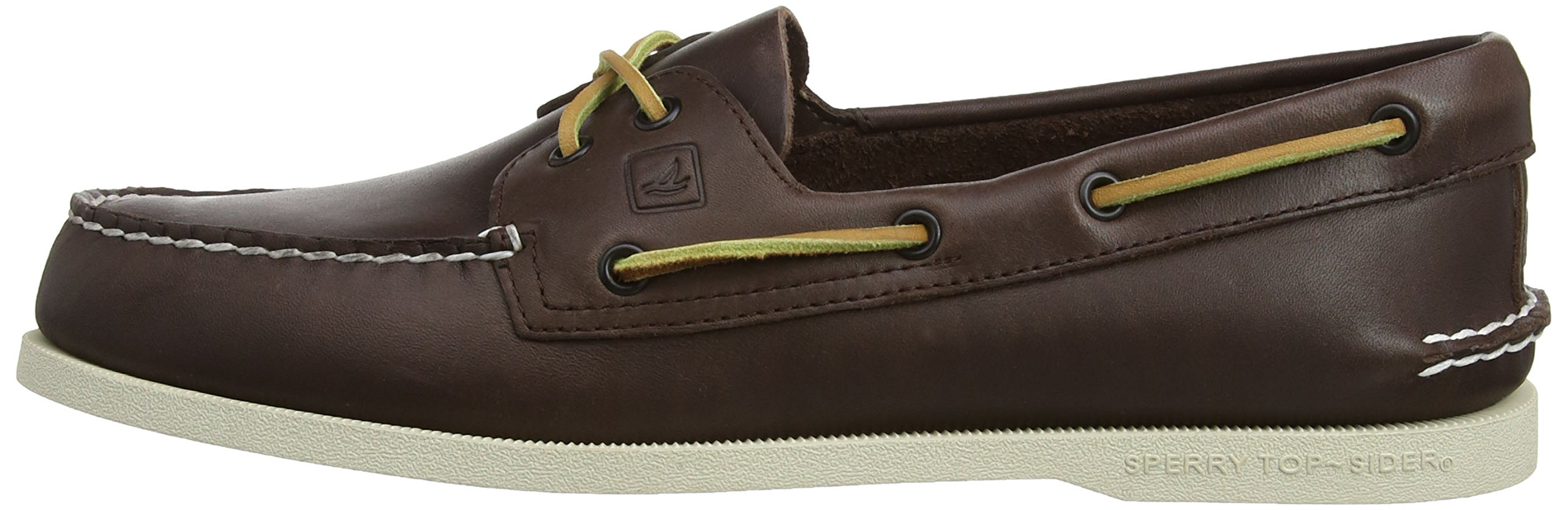 Sperry Men's A/O 2 Eye Boat Shoe,Brown,11.5 M US by SPERRY (Image #5)