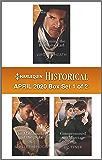 Harlequin Historical April 2020 - Box Set 1 of 2