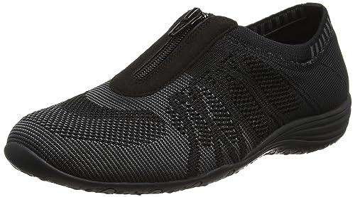 Skechers Unity-Transcend, Zapatillas sin Cordones para Mujer: Amazon.es: Zapatos y complementos