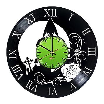 Amazon Legend Of Zelda Vinyl Record Wall Clock Get Unique