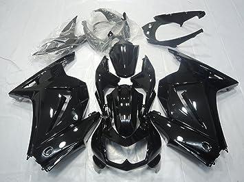 ZXMOTO Unpainted bodywork front fender fairing kit for Kawasaki NINJA 650 2012