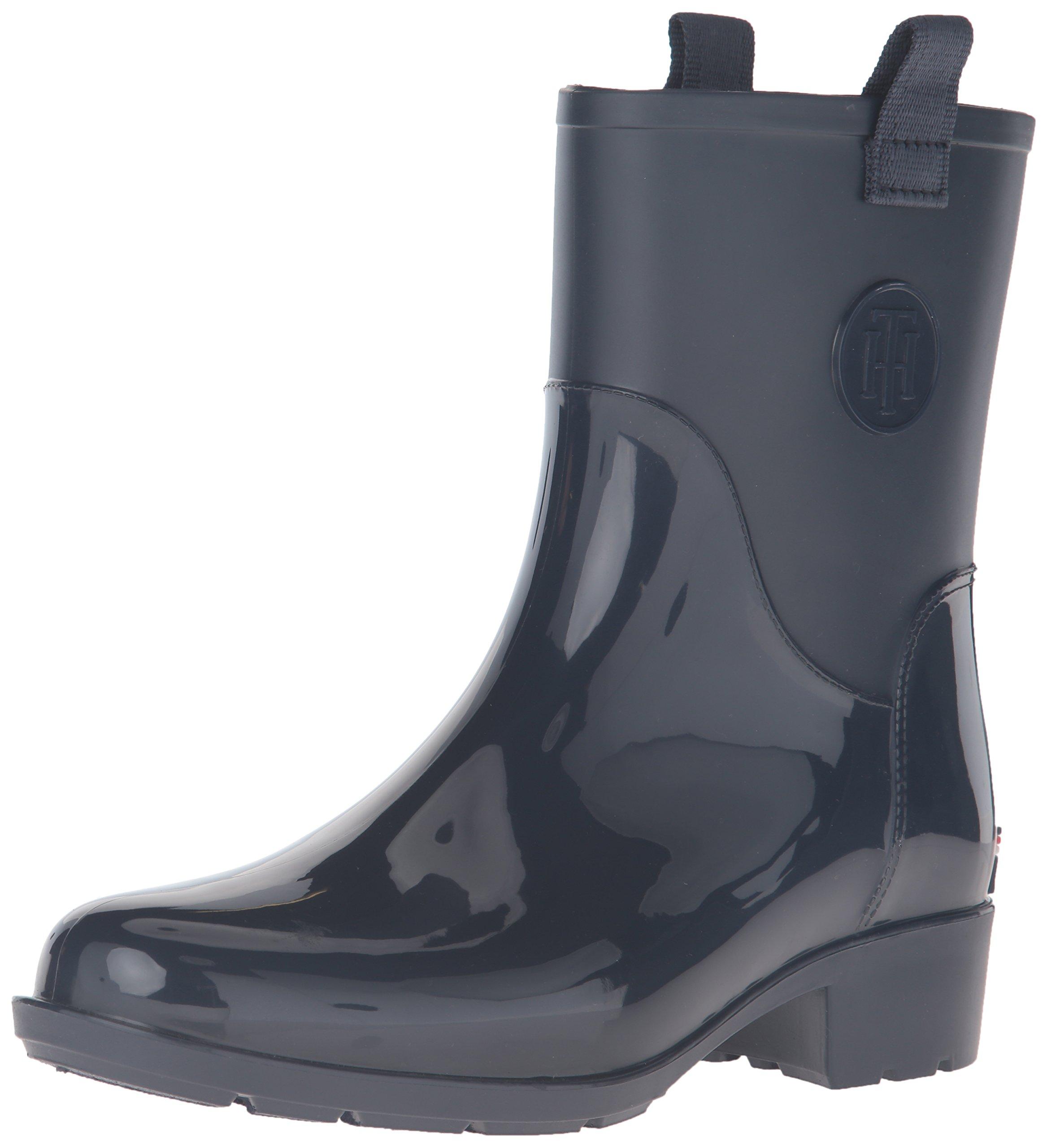 Tommy Hilfiger Womens Khristie Rain Boot
