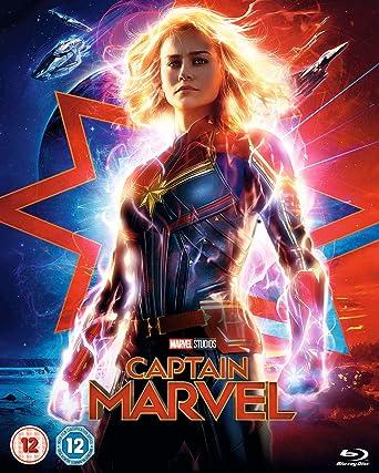 Amazon com: Captain Marvel: Brie Larson, Samuel L  Jackson