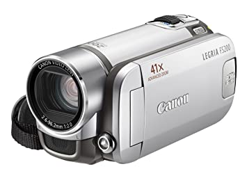 canon fs200 camcorder silver amazon co uk camera photo rh amazon co uk canon fs200 instruction manual Canon FS200 Camcorder