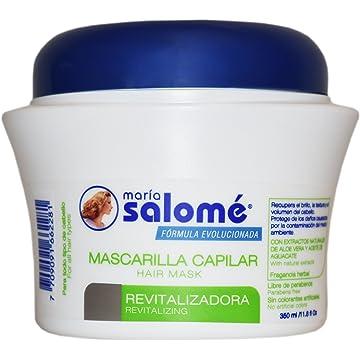 Maria Salome Hair Mask Revitalizing Mascarilla Capilar Revitalizadora 350ml 11.8oz