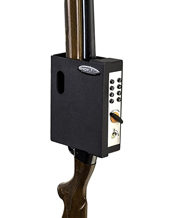 7. ShotLock Shotgun 200M Solo-Vault (Mechanical)