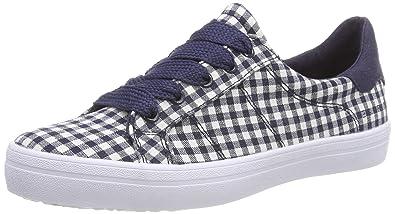 Esprit Damen Sneaker Vichy Lu Mindy 8wOPXnk0