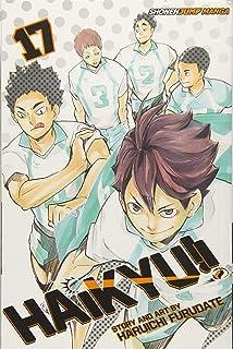 Amazon com: Haikyu!!, Vol  16 (16) (9781421591063): Haruichi