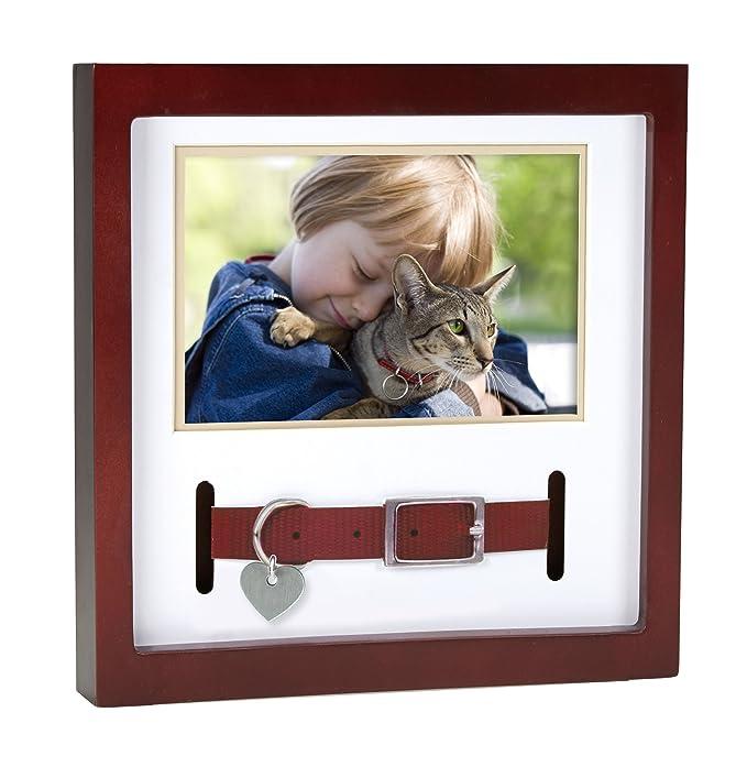 Pearhead Hund oder Katze Pet Halsband Keepsake Rahmen: Amazon.de ...