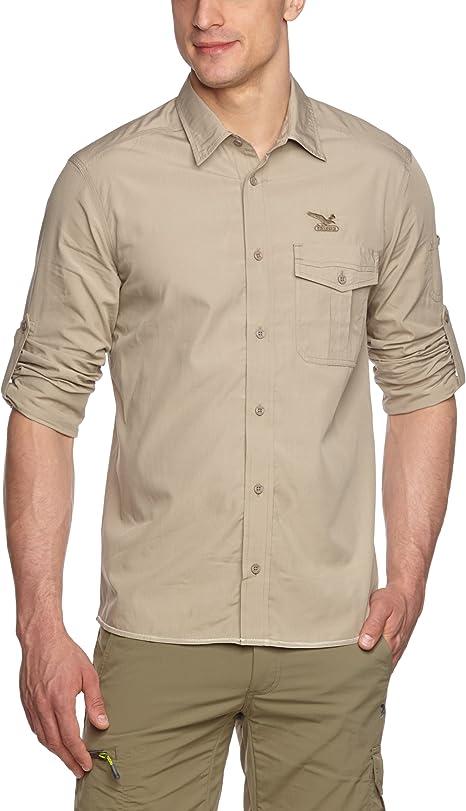 SALEWA Shirt Crook Co Long Sleeve - Camisa/Camiseta para ...