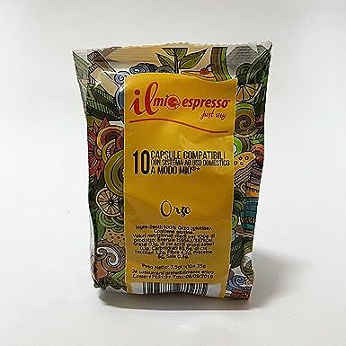 50 cápsulas compatibles Lavazza A Modo Mio – 5 bolsas de 10 ...