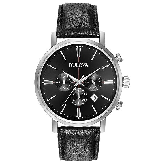 2df8dc424f21 Bulova 96B262 Reloj Clásico para Hombre  Amazon.com.mx  Relojes