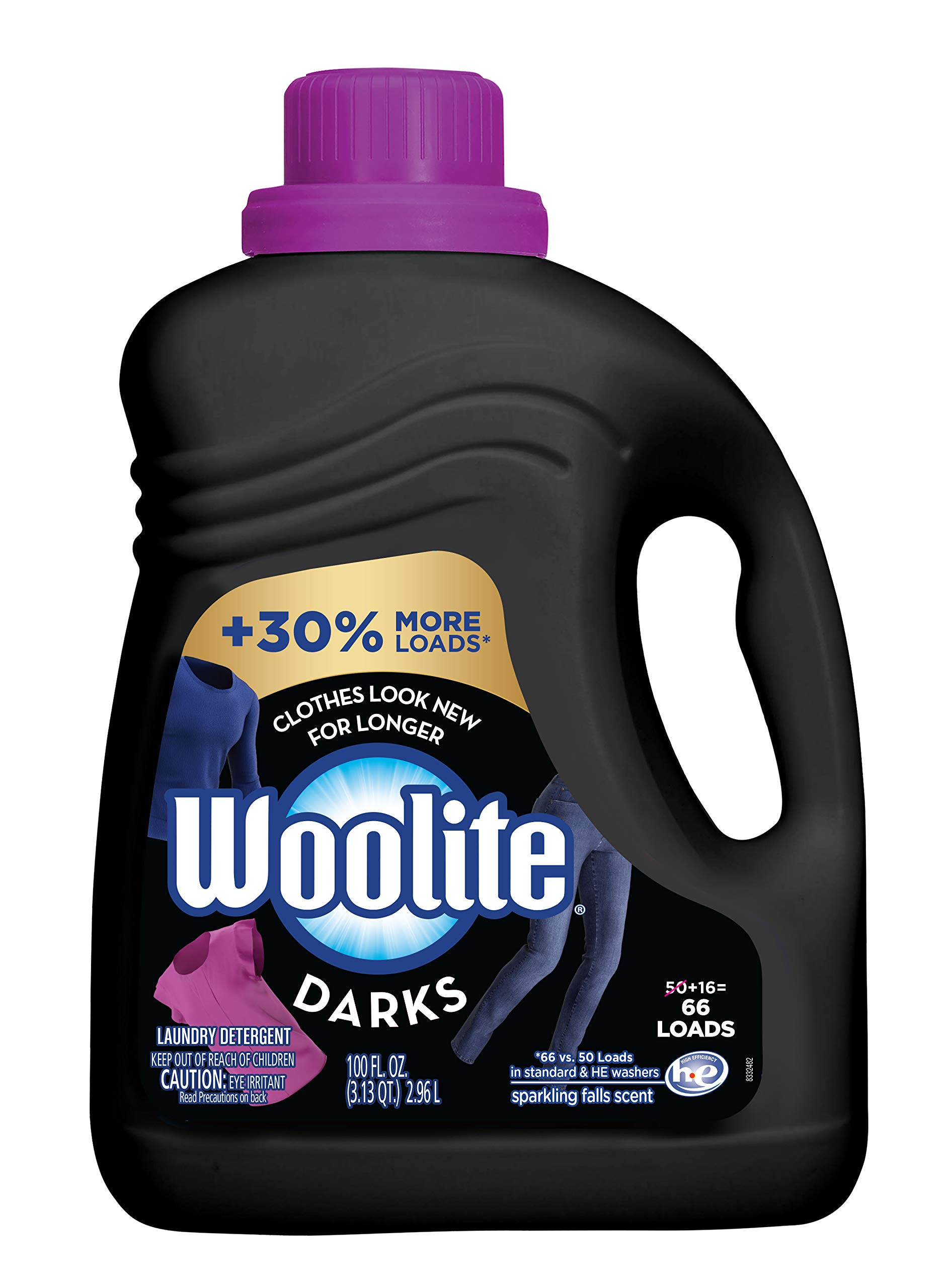 Amazon Com Woolite For All Delicates Laundry Detergent 16