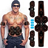Abdominal Toning Belts EMS Abs Trainer Body Fitness Trainer Gym Workout And Home Fitness Apparatus For Women DiGy Abs Trainer,Muscle Toner