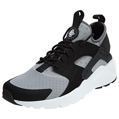 reputable site 21c71 e76b2 Nike Mens Air Huarache Run Ultra, WOLF GREYWHITE-BLACK-CL GREY, 11. 5 M  US Buy Online at Low Prices in India - Amazon.in