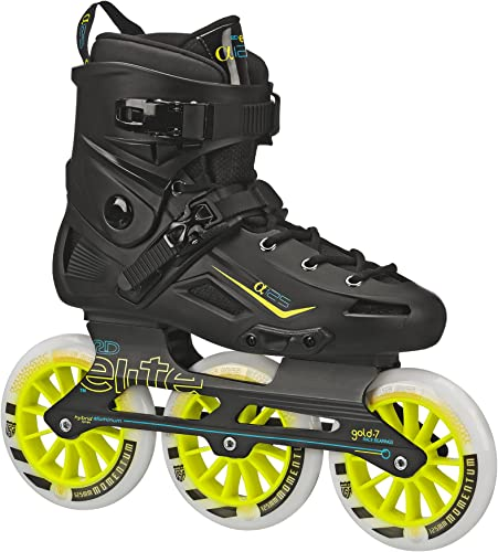 Roller Derby Elite Alpha 125mm 3-Wheel Inline Skate 11