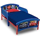 Delta Children Plastic Toddler Bed Disney Pixar Cars