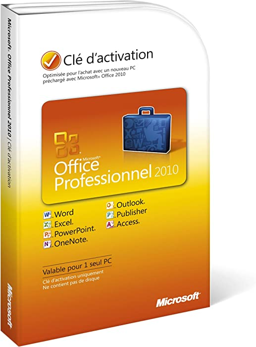 Top 9 Office 2010 Professional Plus Product Key