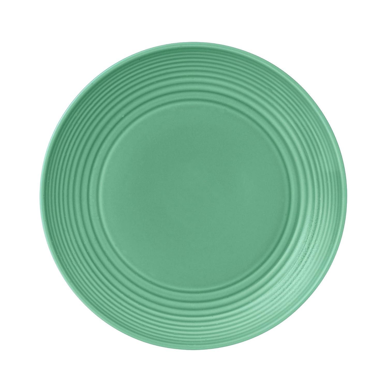 Amazon.com | Gordon Ramsay Maze Teal Salad Plate 8 Inch: Salad Plates