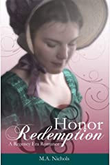 Honor and Redemption (Regency Love Book 4) (English Edition) eBook Kindle