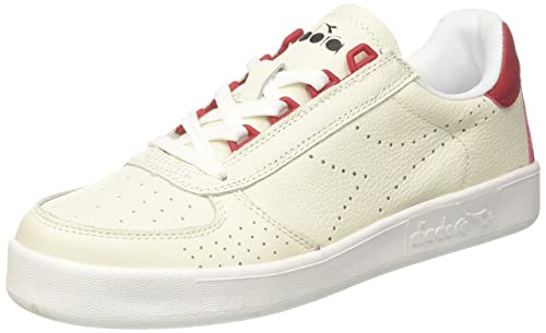 Diadora - Sneakers B.Elite L Perf per Uomo e Donna  Amazon.it ... c0454dd9b5a