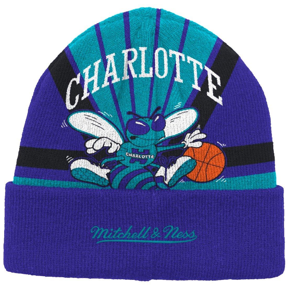 a9e704c708f Amazon.com   Charlotte Hornets Mitchell   Ness