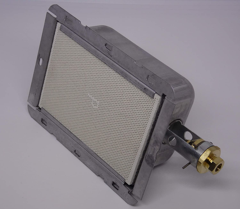 Original Potis Brenner mit D/üse f/ür Modelle G1//G2//G3 Gyrosgrill D/önergrill