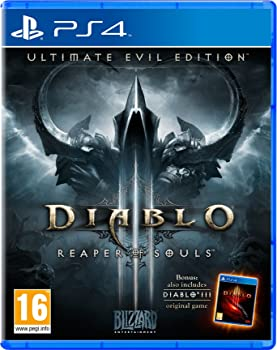 Diablo III: Reaper of Souls - Ultimate Evil Edition [PS4]