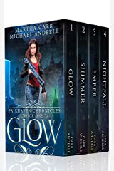 The Fairhaven Chronicles Boxed Set: The Complete Series: Glow, Shimmer, Ember, Nightfall Kindle Edition