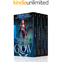 The Fairhaven Chronicles Boxed Set: The Complete Series: Glow, Shimmer, Ember, Nightfall book cover