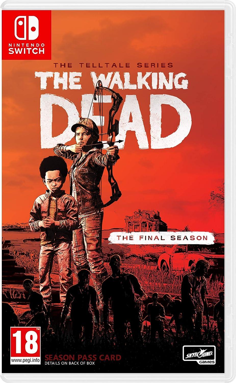 The Walking Dead: The Final Season Nintendo Switch