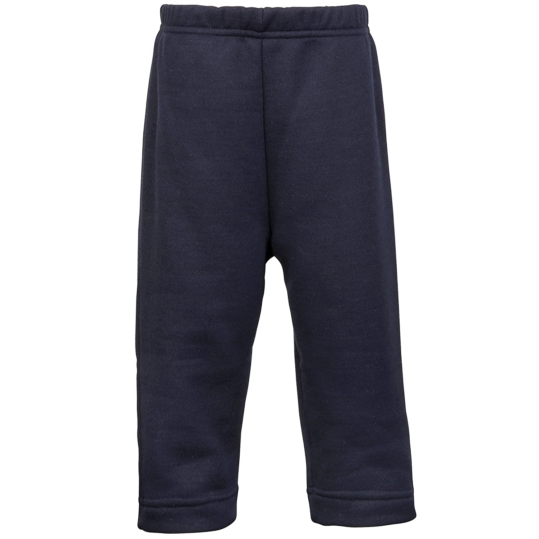 Maddins - Pantaloni da Tuta per Neonato - Bambino, Bambina, Unisex (6-12 mesi) (Blu navy) UTRW849_15