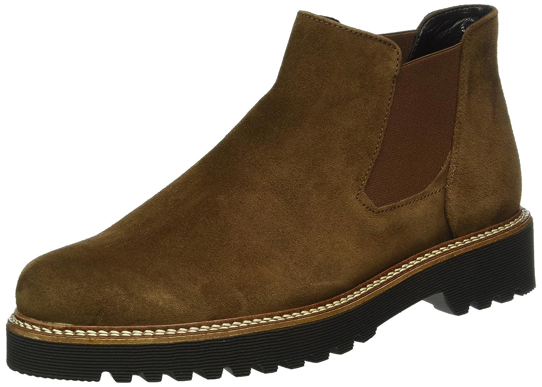 Gabor Shoes Comfort Sport, Botas Chelsea para Mujer38 EU|Marrón (Castagno S.s/C)