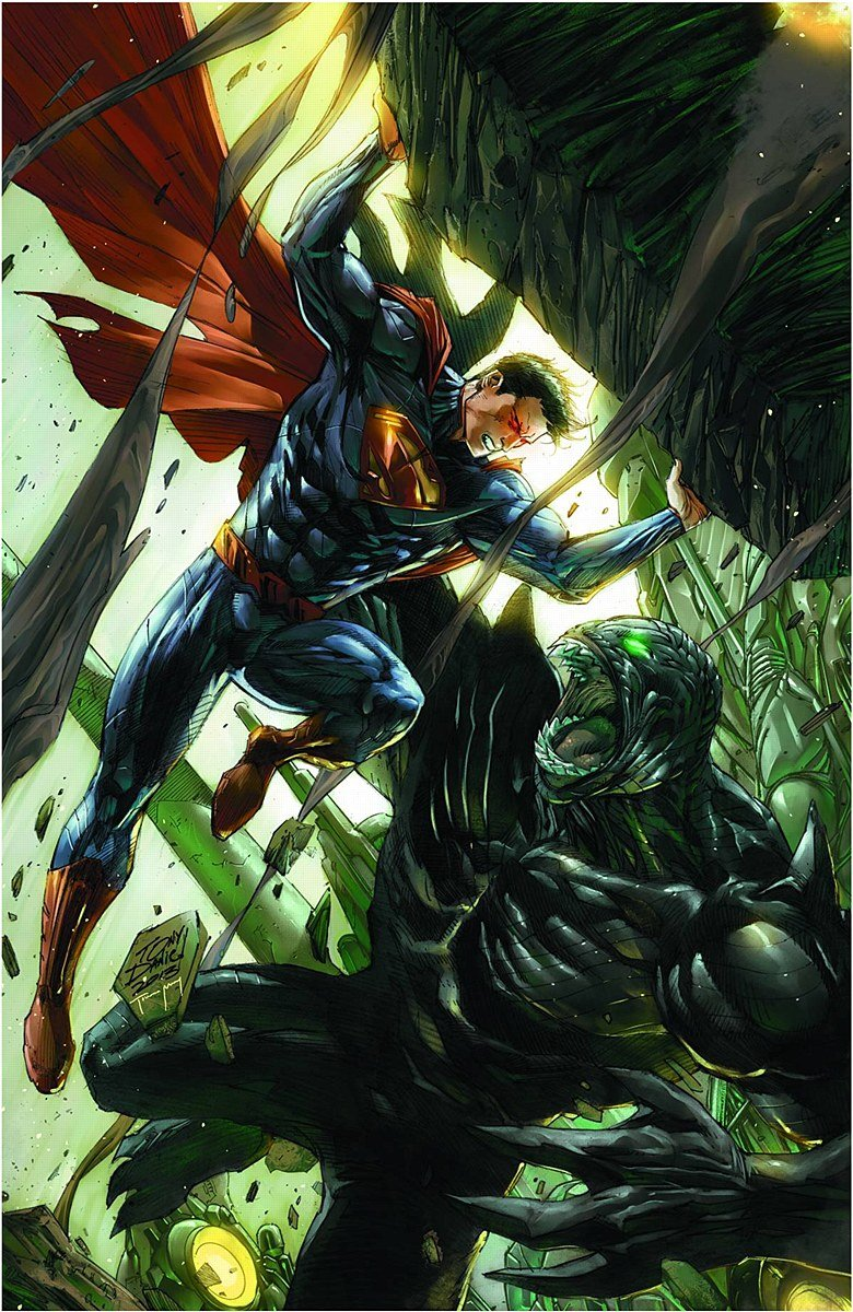Superman in ACTION COMICS # 20 DC Comic (July 2013) The New 52 pdf
