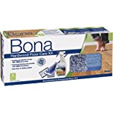 Bona Hardwood Floor Care System, 4-Piece Set