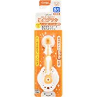 Combi 115609 Teteo Baby Tooth Brush Step 1