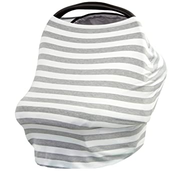 Amazon.com: JLIKA Baby Car Seat Covers - Stretchy Infant Canopy and