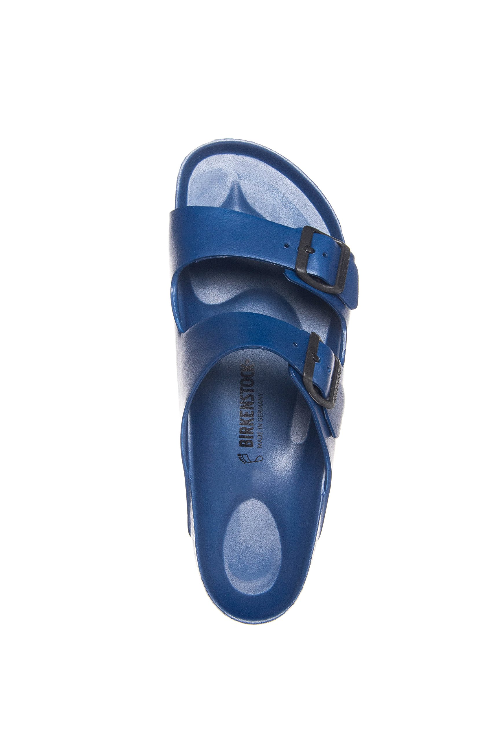 4fdff0650a6 Birkenstock Unisex Arizona Essentials EVA Navy Sandals - 44 M EU 13-13.5  B(M) US Women 11-11.5 D(M) US Men - 00129431-400   Sandals   Clothing
