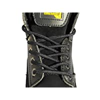 Strong Round Bootlaces 140cm Long For Steel Toe Cap Boots, Walking Boots, Hiking Boots, Work Boots, Dr Martens, Grafters Work Boots