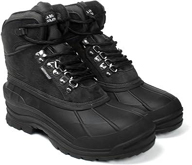 6 quot  Duck Snow Boot Black Color ... 0183bc3d4