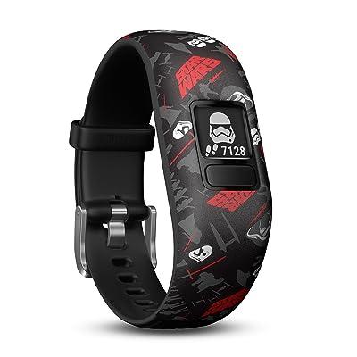 Garmin enfants vivofit JR2Adjustable de fitness Tracker, Star Wars Dark Side, S