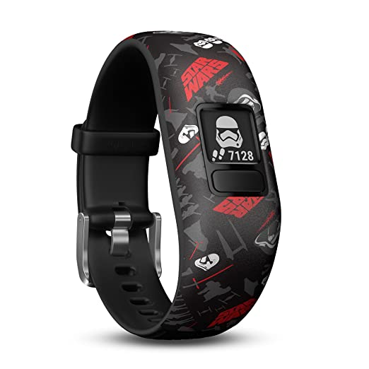 Garmin - vívofit jr 2 Activity Tracker for Kids, star wars